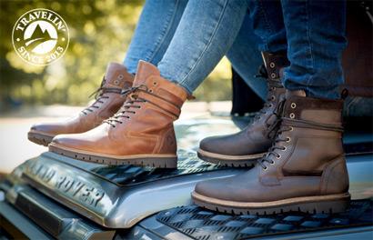 Travelin. Комфортная обувь сезона осень-зима