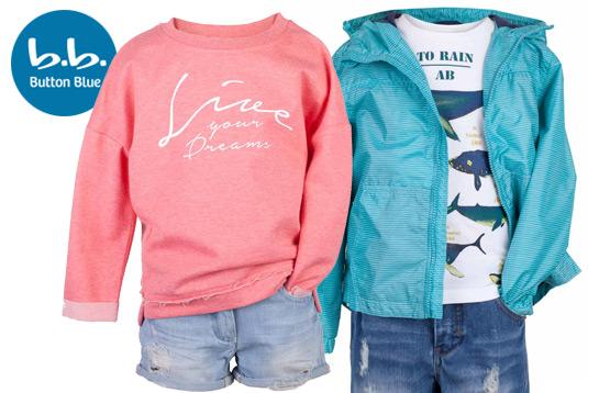 Button Blue. Одежда для детей от 3 до 12 лет