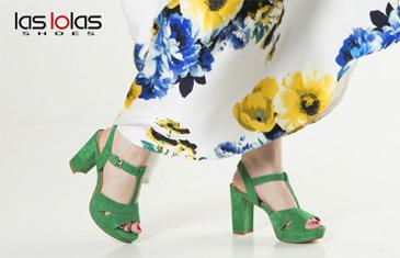 Sessa и Centoundici  — женская обувь от компании Las Lolas