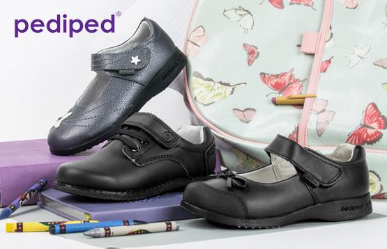 Pediped. Детская обувь для здорового развития стопы