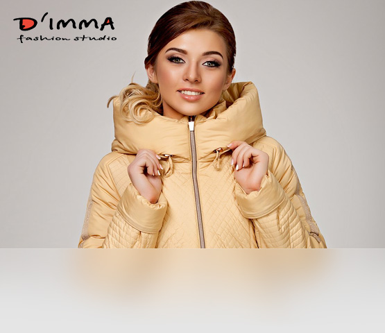 D'imma. Женские пальто и куртки
