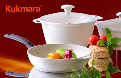 Kukmara. Посуда из литого аллюминия