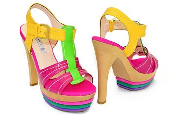 Обувь итальянских брендов
