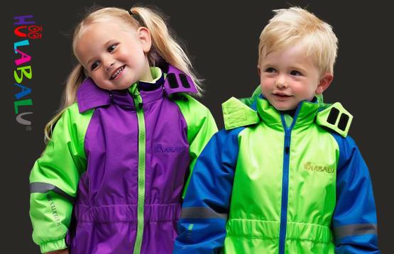 Hulabalu. Зимняя детская отдежда от Wøhlk Sportswear (Дания)