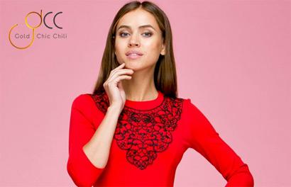 GCC. Женская одежда