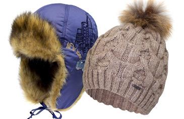 Kenkä. Коллекция детских шапок