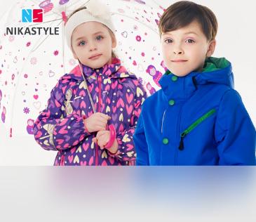 NikaStyle. Коллекция демисезонной верхней одежды