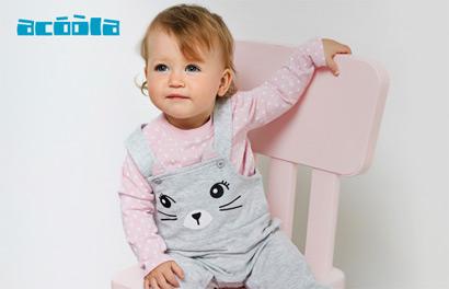 Acoola Baby. Одежда для малышей
