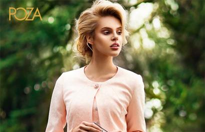 Poza. Элегантная женская одежда из Польши