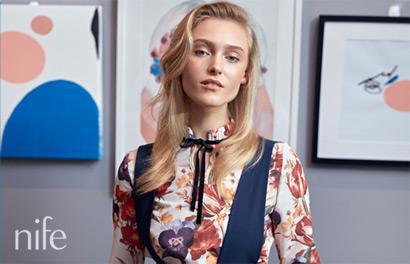 Nife. Новая коллекция женской одежды из Польши