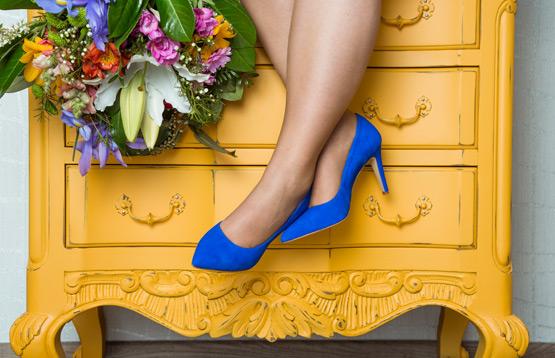 Мужская и женская обувь от компании Las Lolas