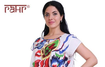 Ганг. Женская одежда индийского производства