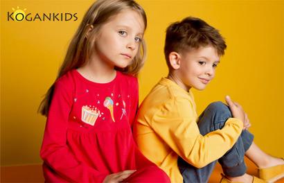 KoganKids. Более 250 моделей детсокй одежды и белья