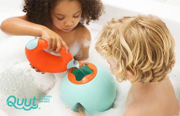 Quut. Инновационные пляжные игрушки