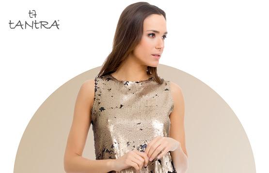 Tantra. Распродажа женской одежды из Испании