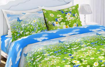 Постельное белье от компании Неотек: Любимый дом, Wenge, Флоранс