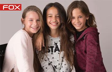 FOX Kids. Детская одежда