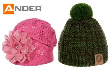 Ander. Детские шапки польского производства