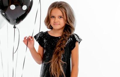 ReForma. Коллекция платьев для девочек