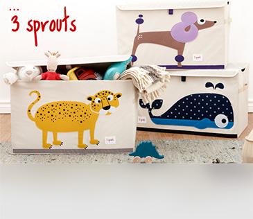 3 Sprouts. Детские товары и системы хранения