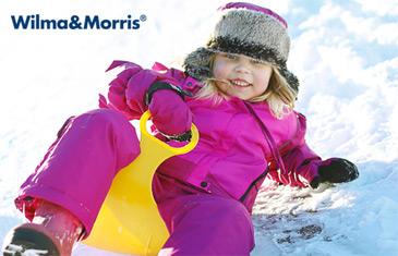 Wilma & Morris. Шапки и верхняя одежда для детей