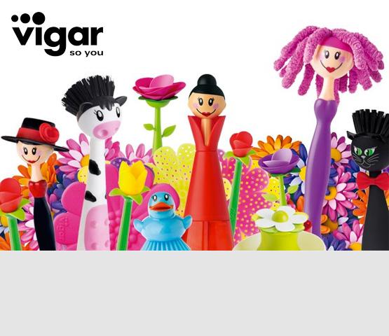 Vigar. Товары для дома от испанских дизайнеров
