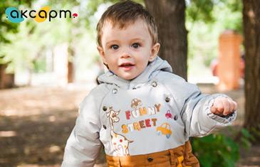 Аксарт. Весенняя коллекция детской верхней одежды