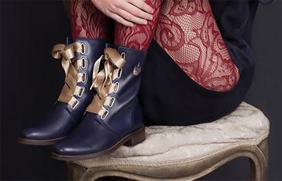Португальская обувь из натуральной кожи