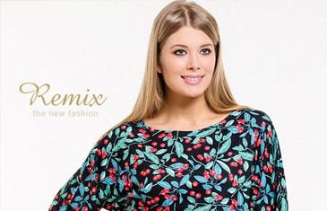 Remix. Коллекция женской одежды