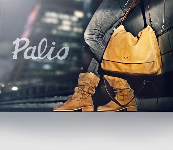 Palio. Женские сумки из натуральной кожи