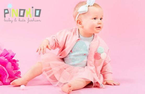 Pinokio. Коллекция одежды для малышей