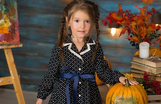 Frizzzy. Дизайнерская детская одежда из натуральных материалов
