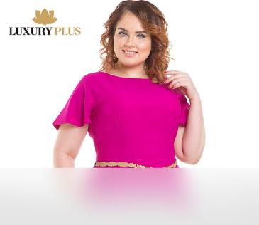 Luxury Plus. Женская одежда больших размеров