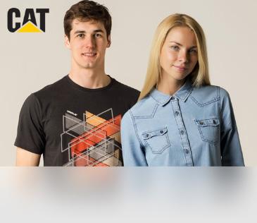 Caterpillar. Коллекция одежды для мужчин и женщин