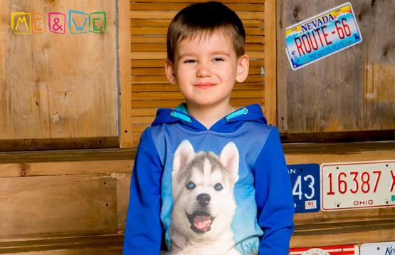 Me&We. Одежда для детей от 2 до 12 лет