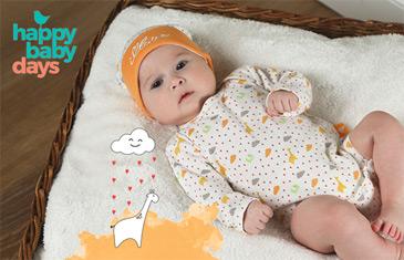Happy Baby Days. Трикотаж и постельные принадлежности для новорожденных