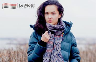 Le Motif Couture. Платки и палантины