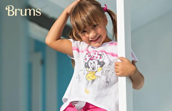 Brums. Одежда для детей 0-12 лет