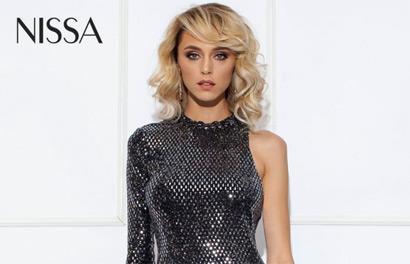 Nissa. Вечерние и коктейльные платья