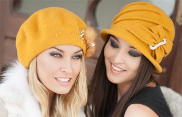 Avanta. Коллекция женских головных уборов