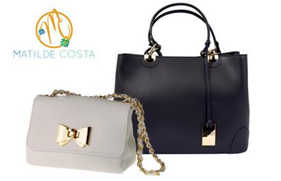 Matilde Costa. Кожанные сумки из Италии