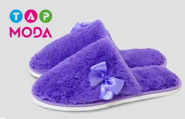 TapModa. Домашняя обувь