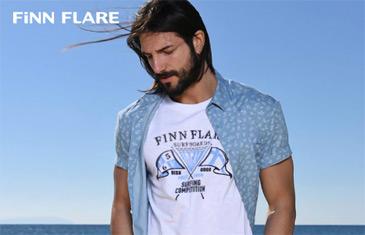 Finn Flare. Летняя коллекция мужской одежды