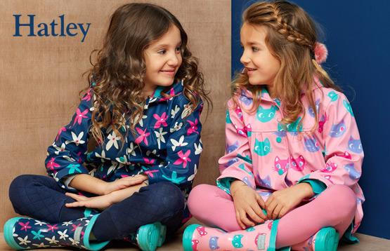 Hatley. Детские одежда, пижамы, аксессуары