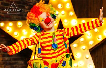 La Mascarade. Карнавальные наряды