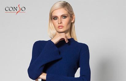 Conso. Женская трикотажная одежда