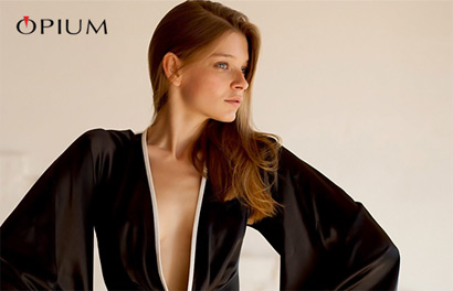 Opium. Домашняя одежда и белье для женщин и мужчин