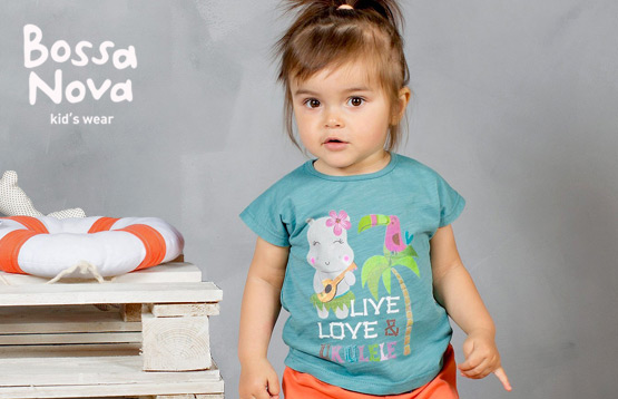 Bossa Nova. Трикотаж для детей  от 0 до 14 лет