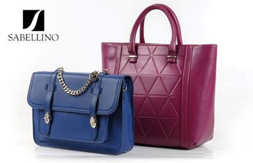 Sabellino. Распродажа сумок со скидкой 50%