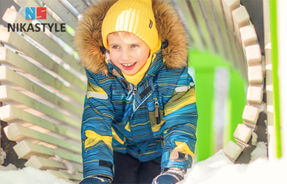 NIKASTYLE. Коллекция Зима 2018-2019